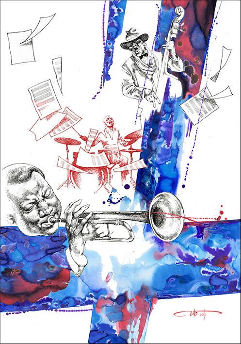Джазовая композиция 2