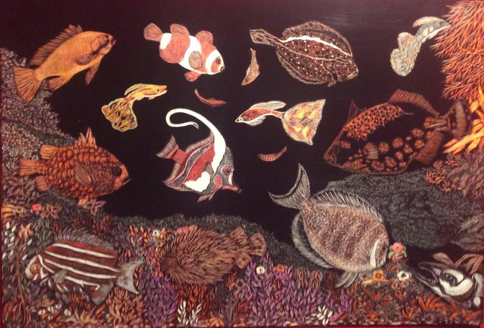 Рыбы 3