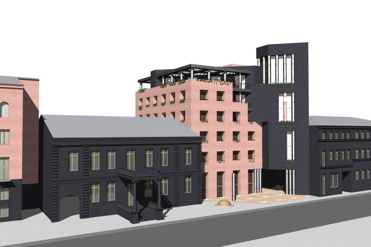Оффисное здание