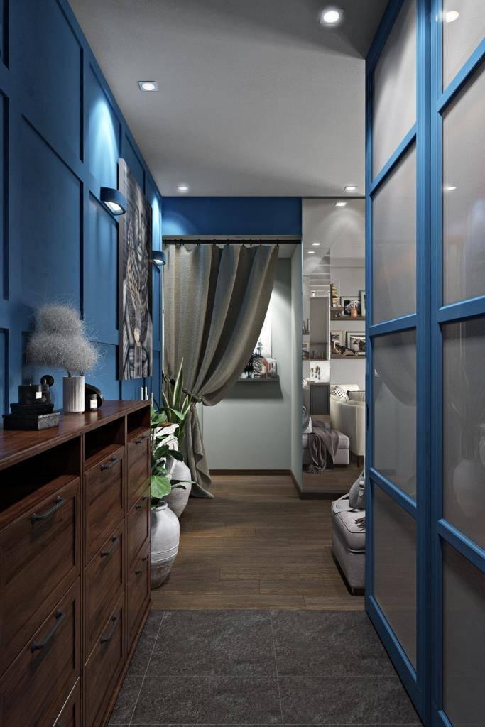 Текстиль - прекрасный материал для интерьера и не обязательно он должен быть на окнах. Текстильное зонирование очень практично в использование: недорого, мобильно, масса вариаций дизайна и конечно, ощущения тепла и уюта
