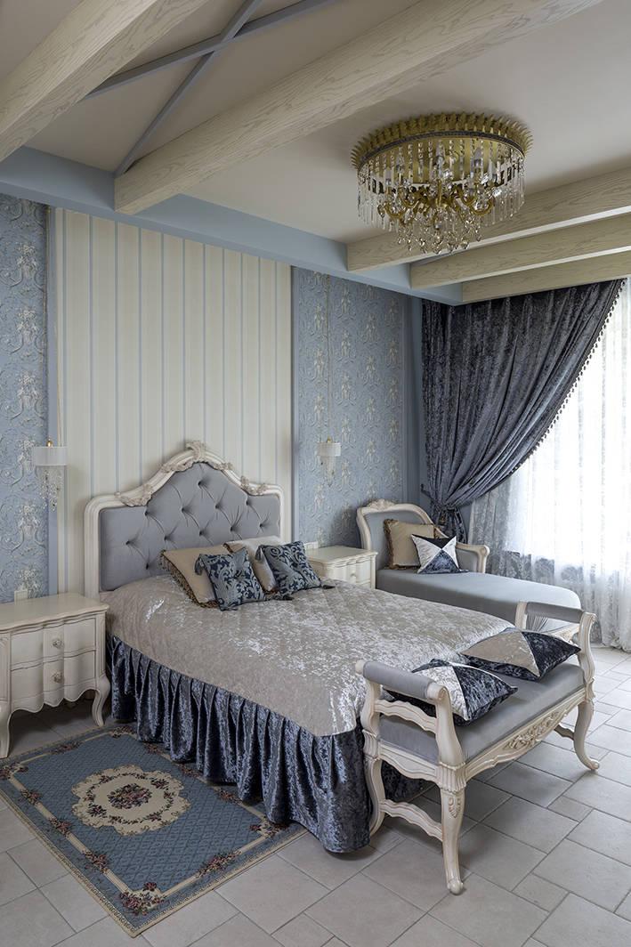 спальня хозяйки