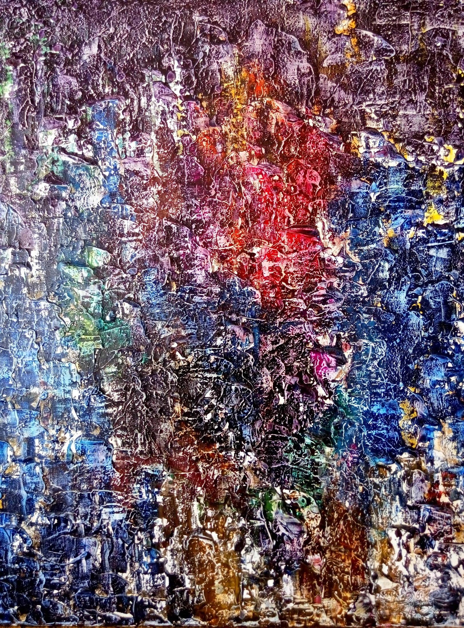«Вечерние тени»                        холст, масло «Evening shadows»                     oil on canvas                                                      80x60,  2018