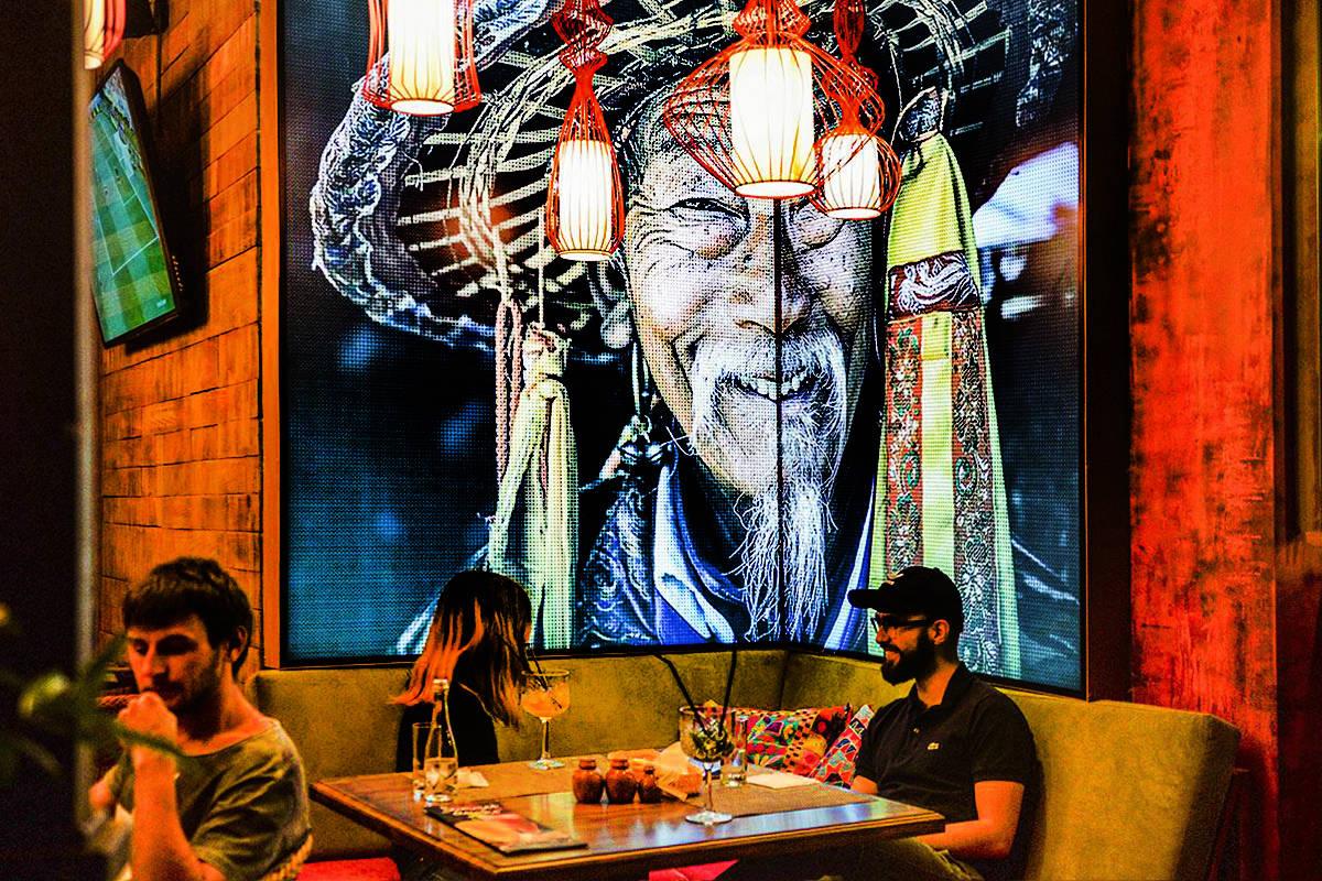 Азиатское кафе HELLOASIA