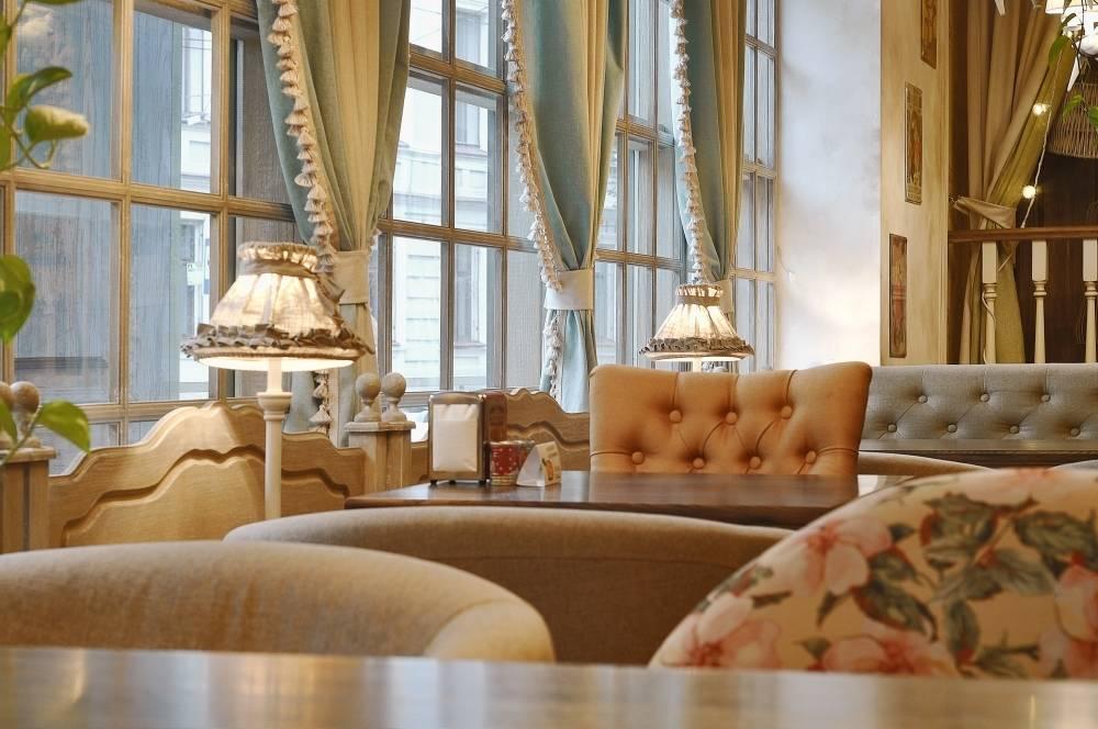 Кафе-пекарня «Софи и Аннабель» – новый релиз от дизайн студии ALLARTSDESIGN (Саранин Артемий)