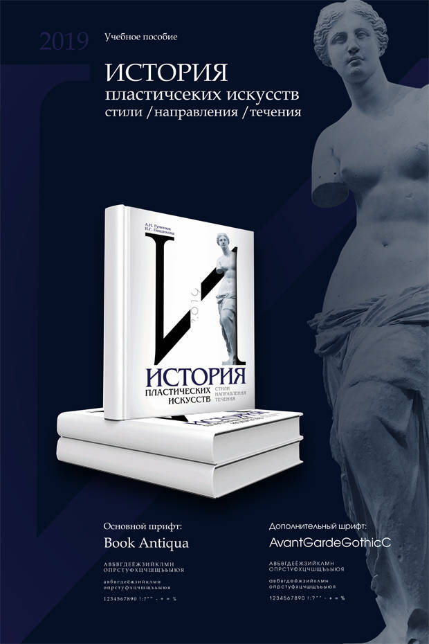 Дизайн верстка книги
