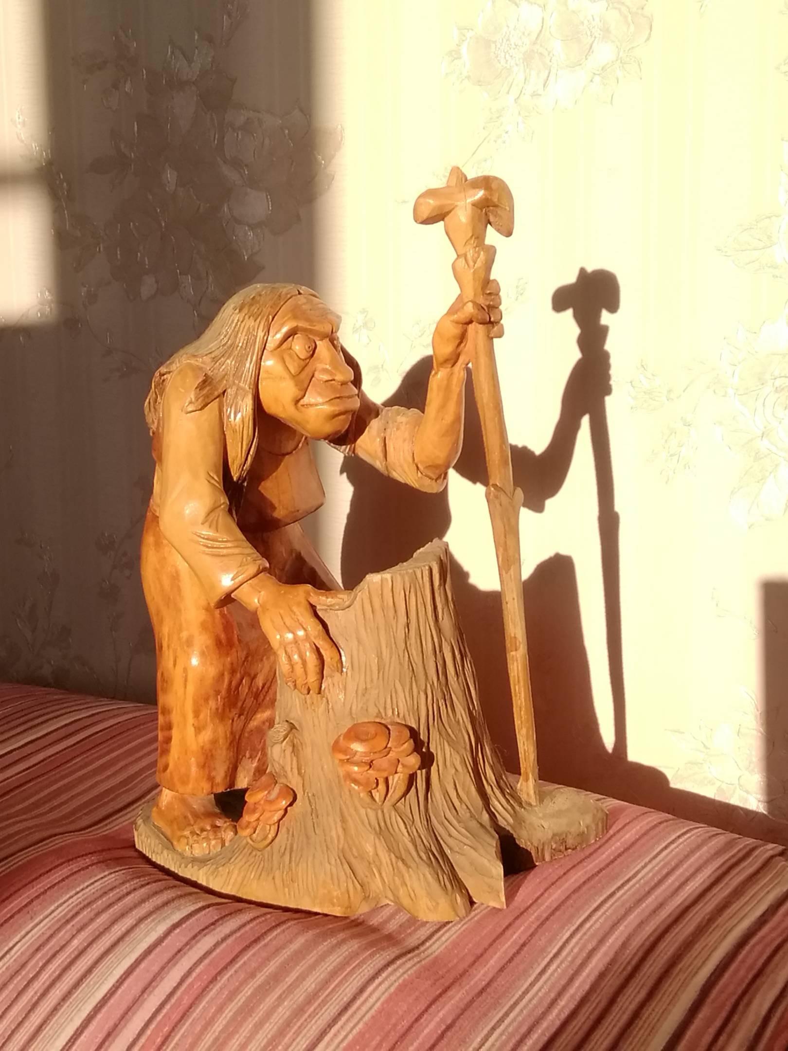 Скульптура малой формы