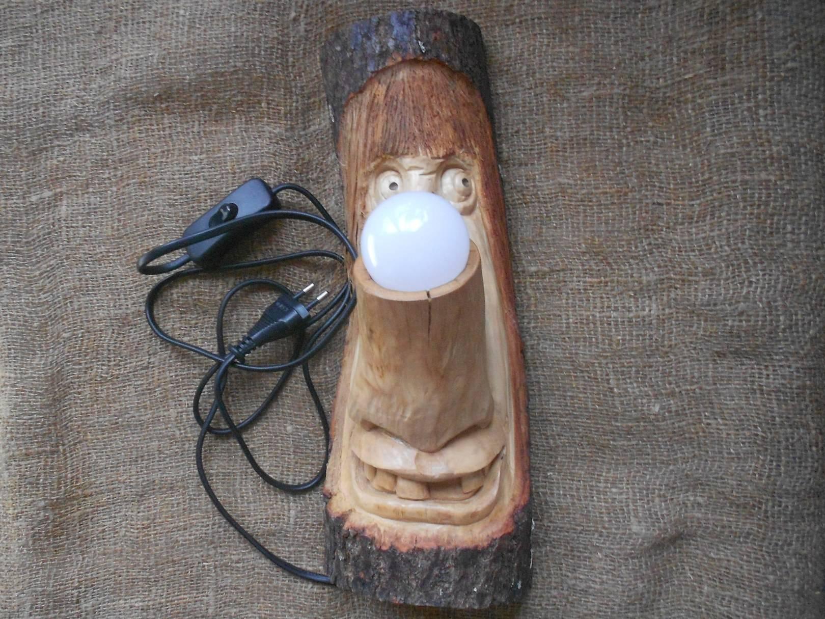 Ложки деревянные резные