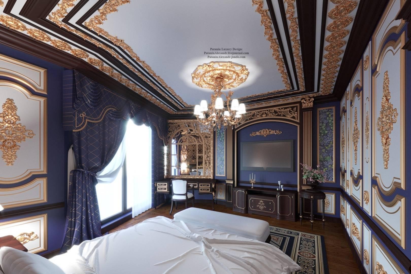 Уютная спальня