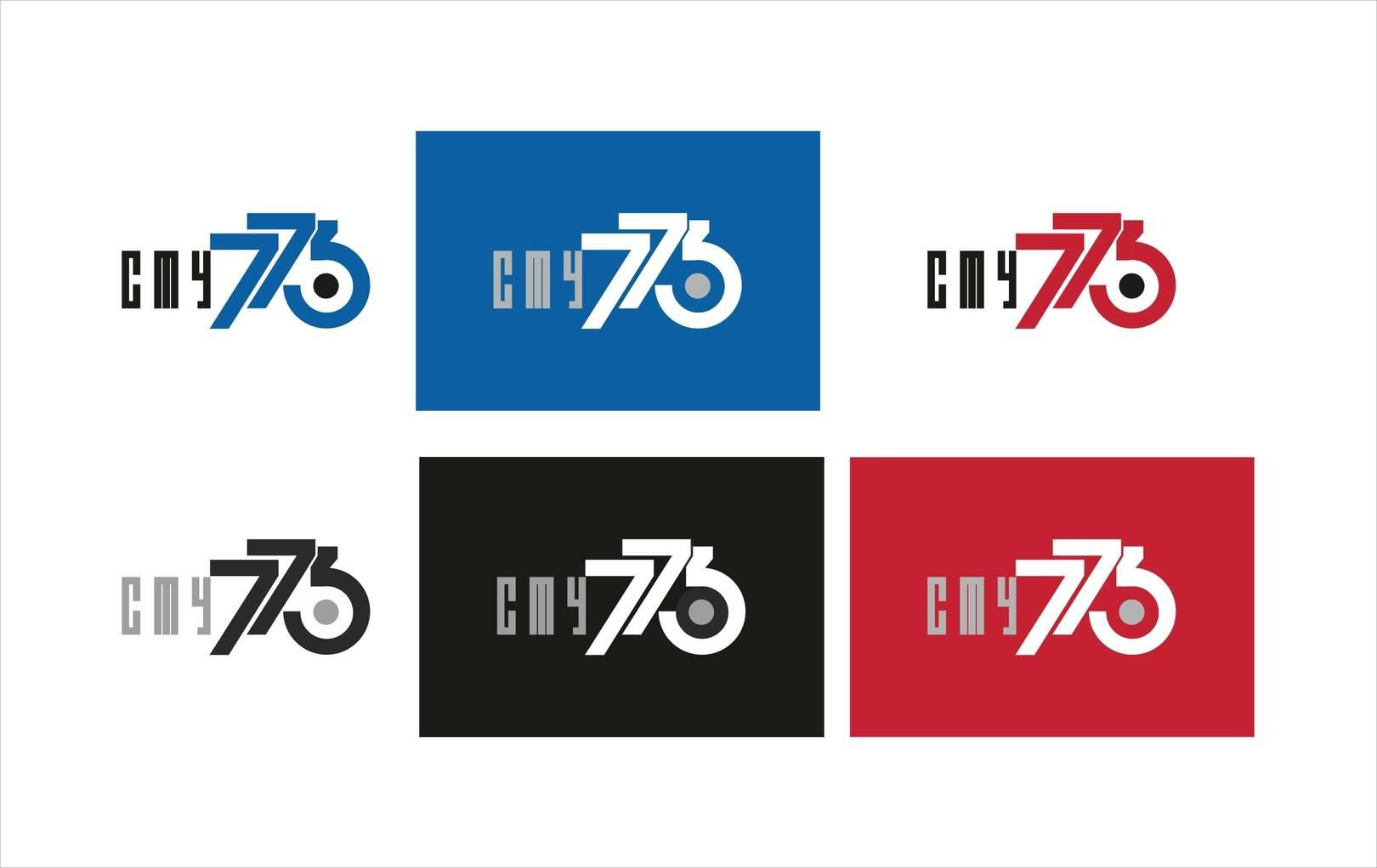 Логотип Строительно-Монтажного Управления  773. Вариант.