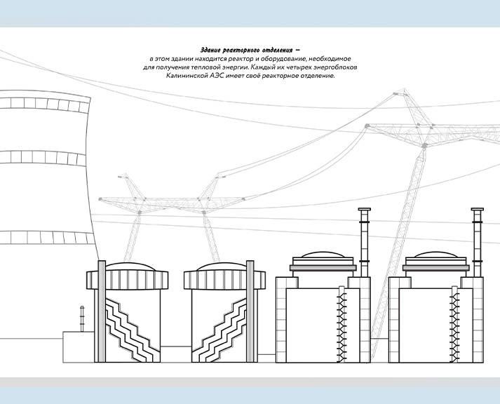 Графические рисунки-раскраски, как приложение к изданию.