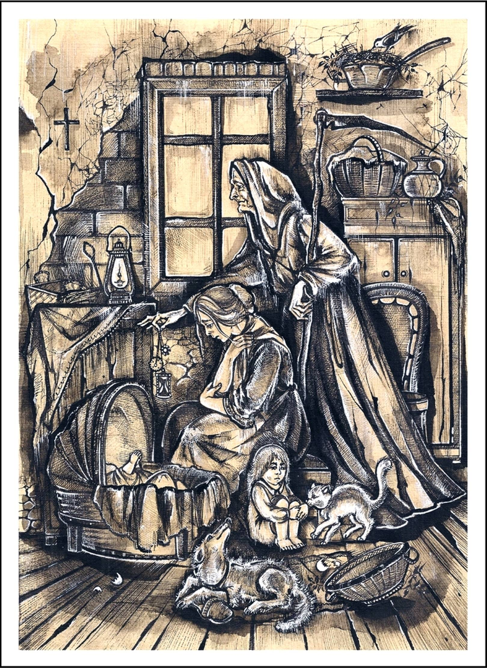 Песни и пляски смерти» — цикл песен М. П. Мусоргского на стихи А. А. Голенищева-Кутузова