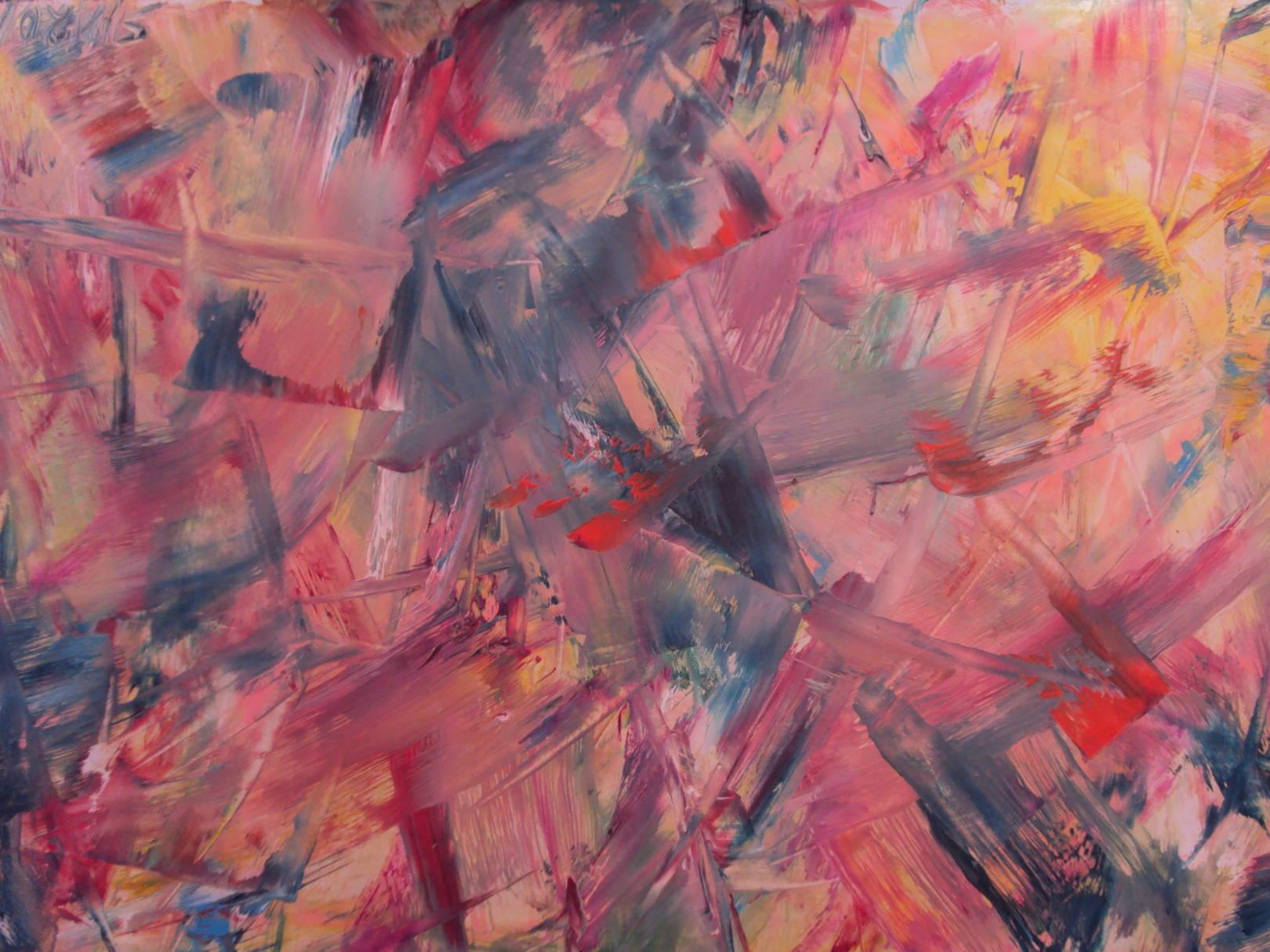 Абстракции 3