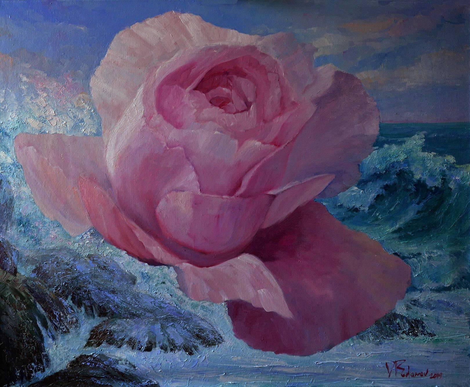 Побег дикой розы