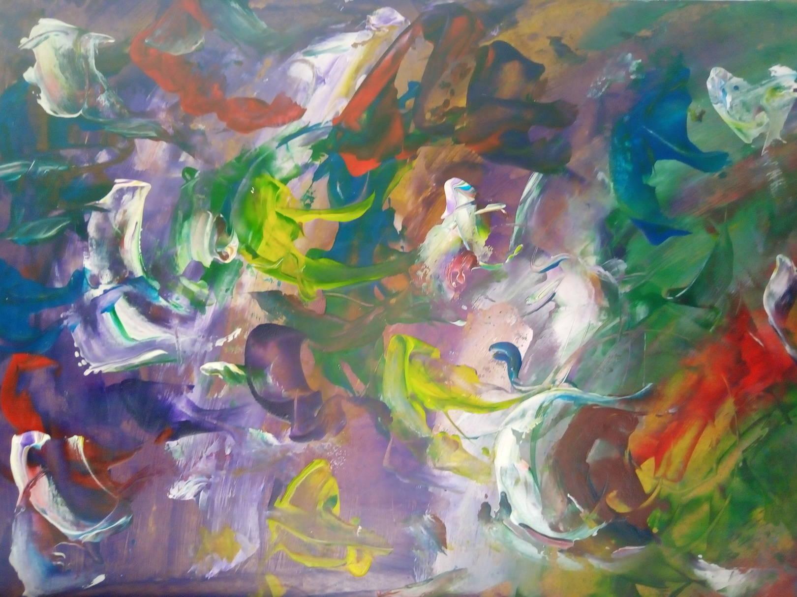 Абстракции 5
