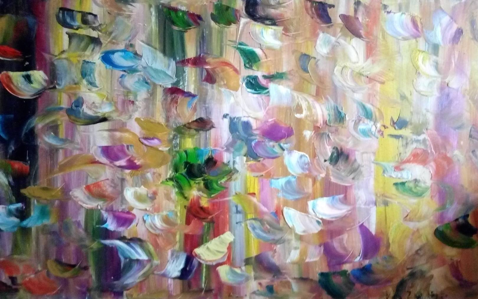 Абстракции 4