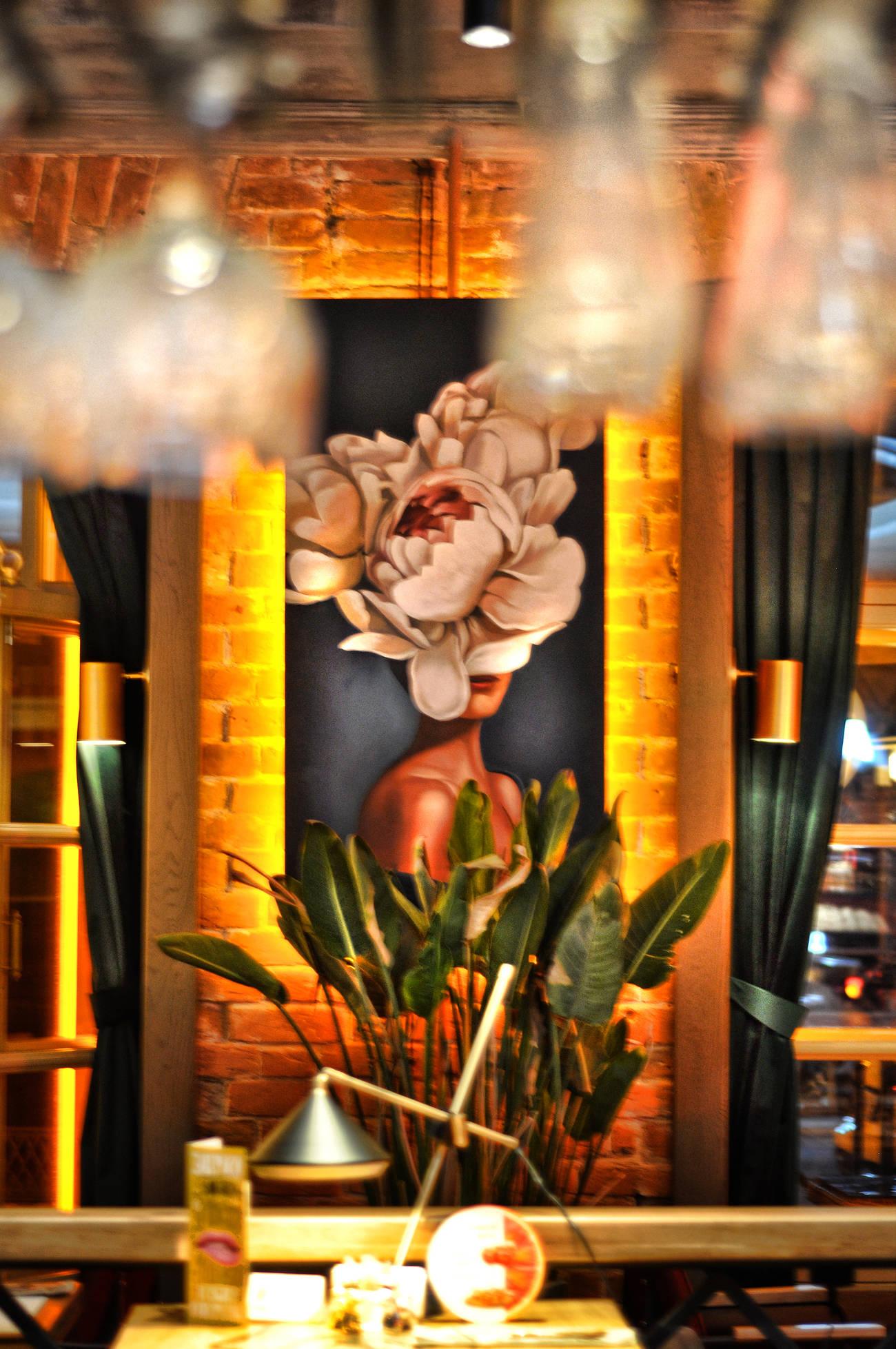 Итальянское кафе «Робби» – новый релиз от российской дизайн студии ALLARTSDESIGN (Саранин Артемий), для ресторанного холдинга Milimon Family.