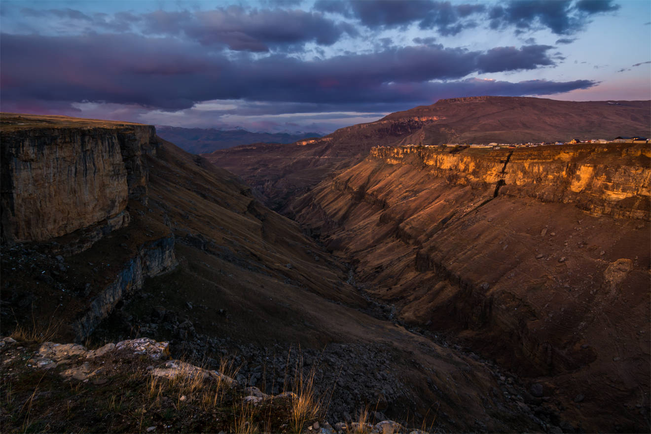 Хунзахский каньон