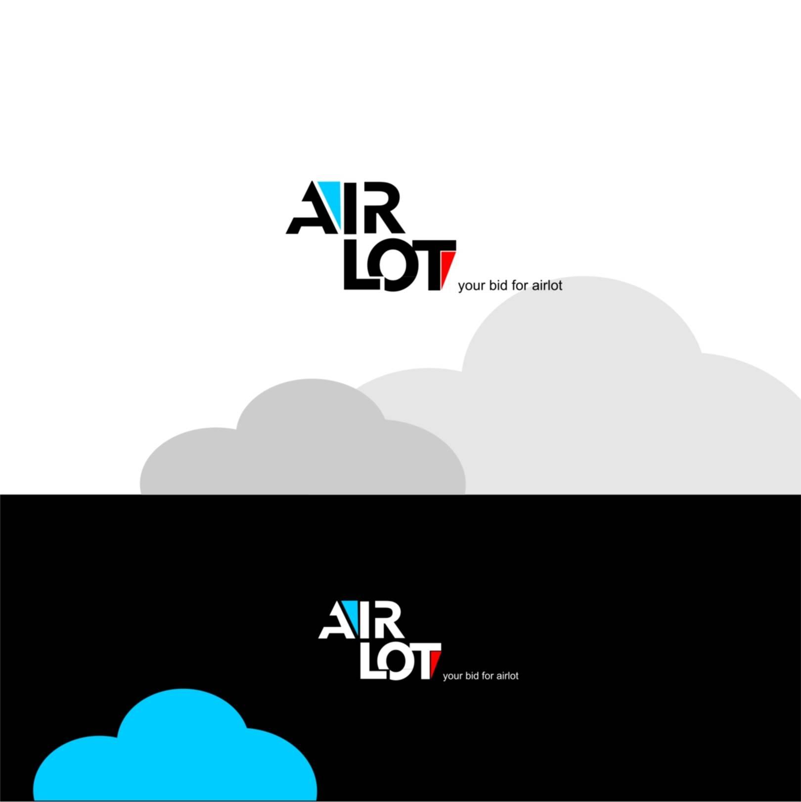 Логотип для AIRLOT