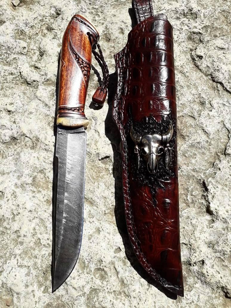 """Нож """"Шаман""""."""