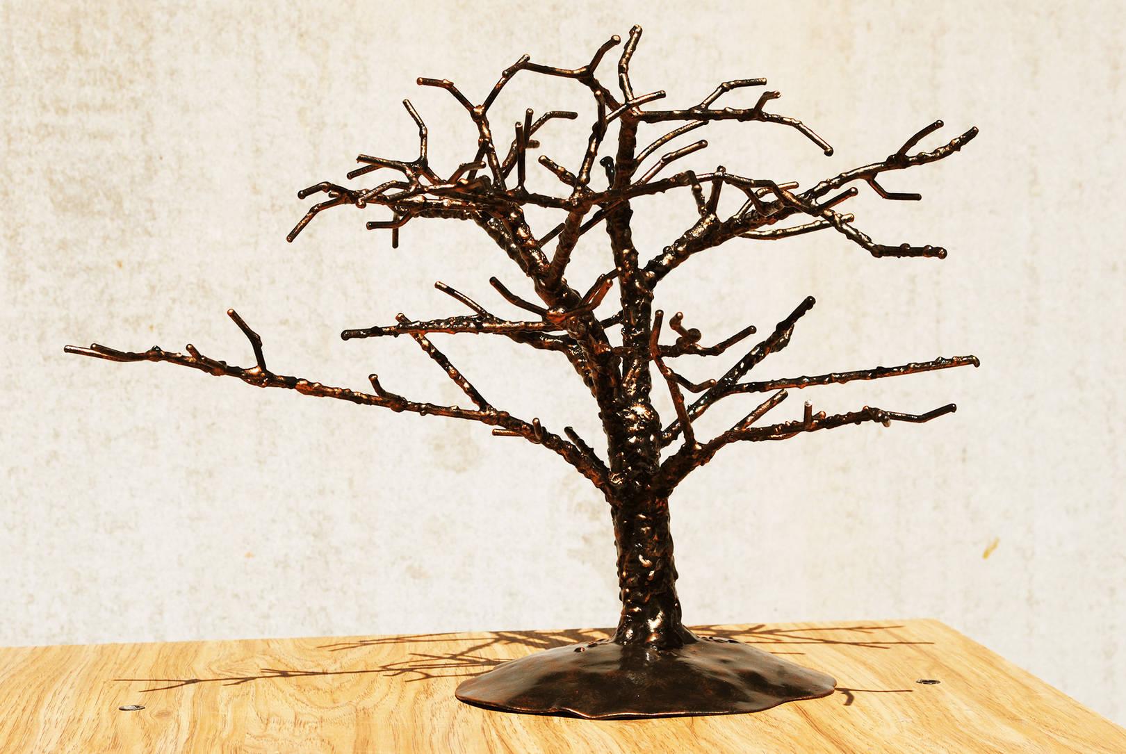 Дерево.(подставка для украшений).