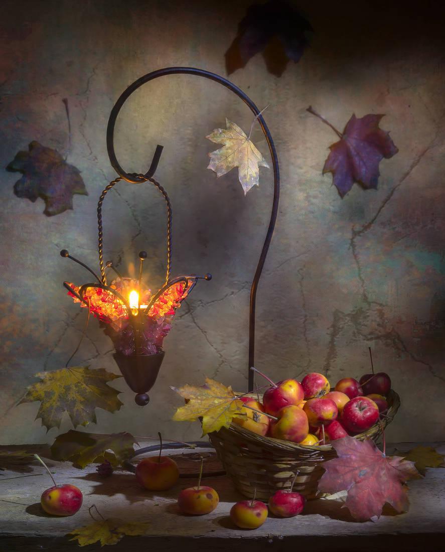 Ночь с райскими яблочками