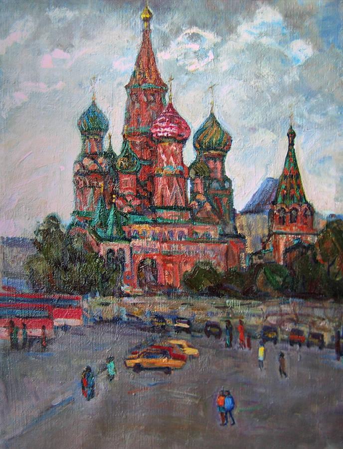 Москва. Век двадцатый.