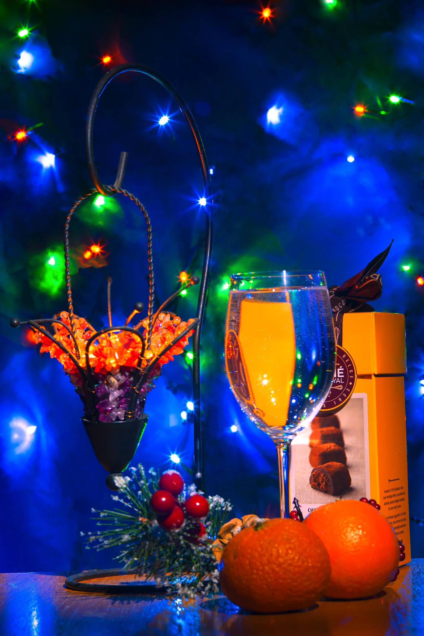 Рождественско-новогоднее :)