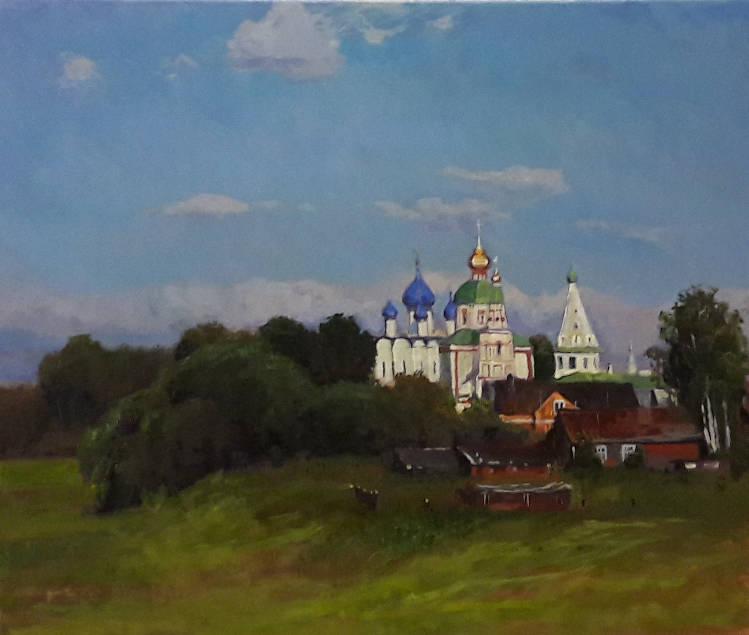 Олейников Сергей Николаевич. Суздаль-Золотое кольцо-России.
