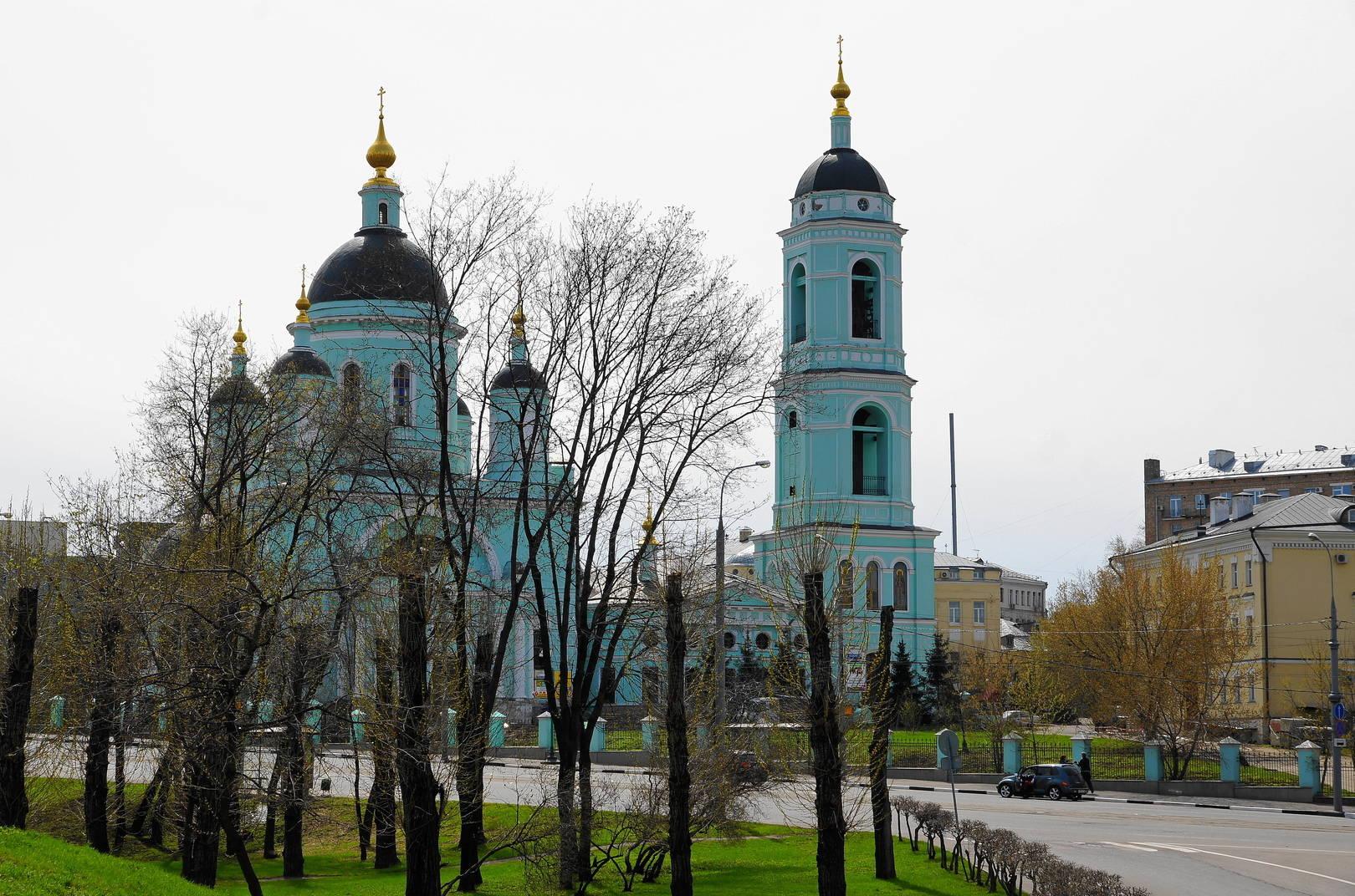 Православные храмы Москвы и Московской области.