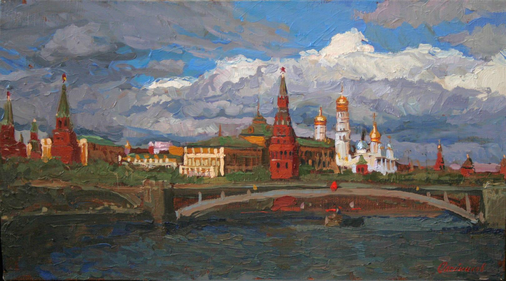 Олейников Сергей Николаевич Москва