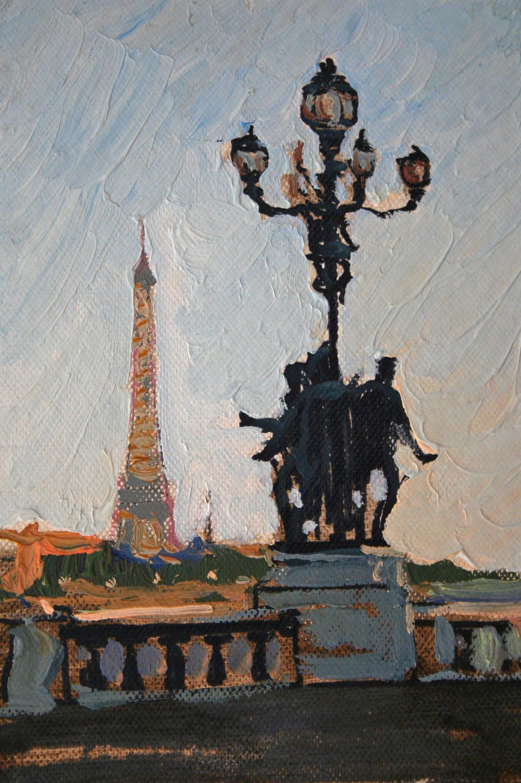 Олейников Сергей Николаевич Париж