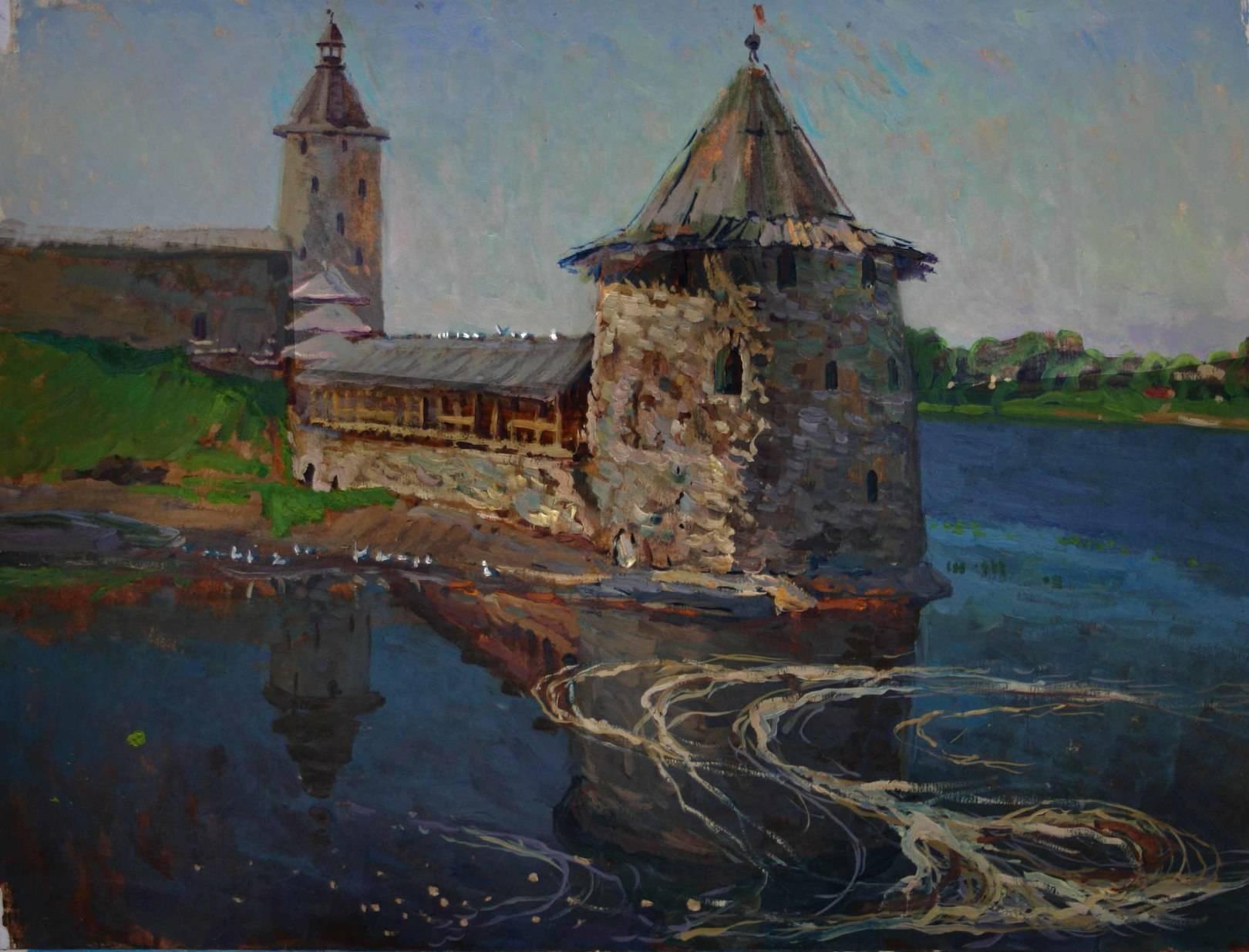Олейников Сергей Николаевич Псков