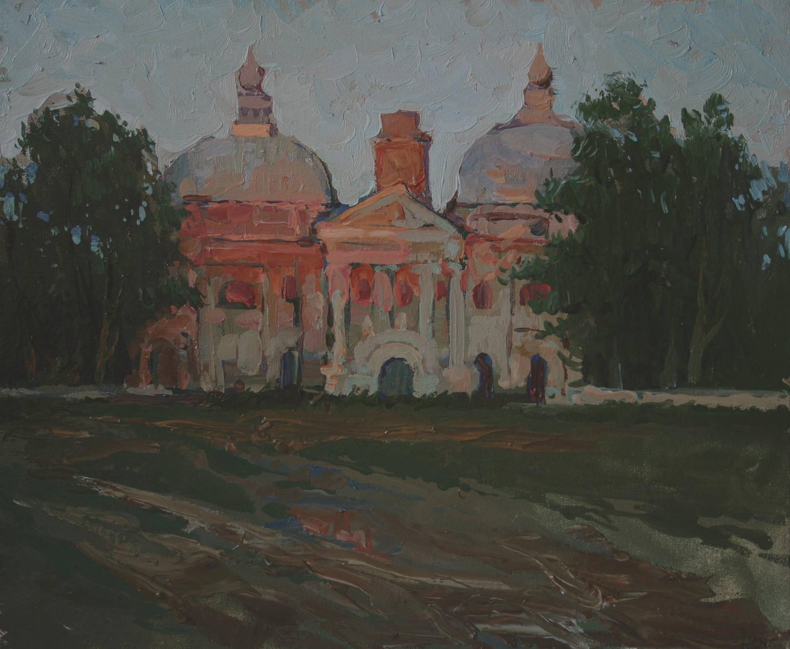 Олейников Сергей Николаевич. Углич