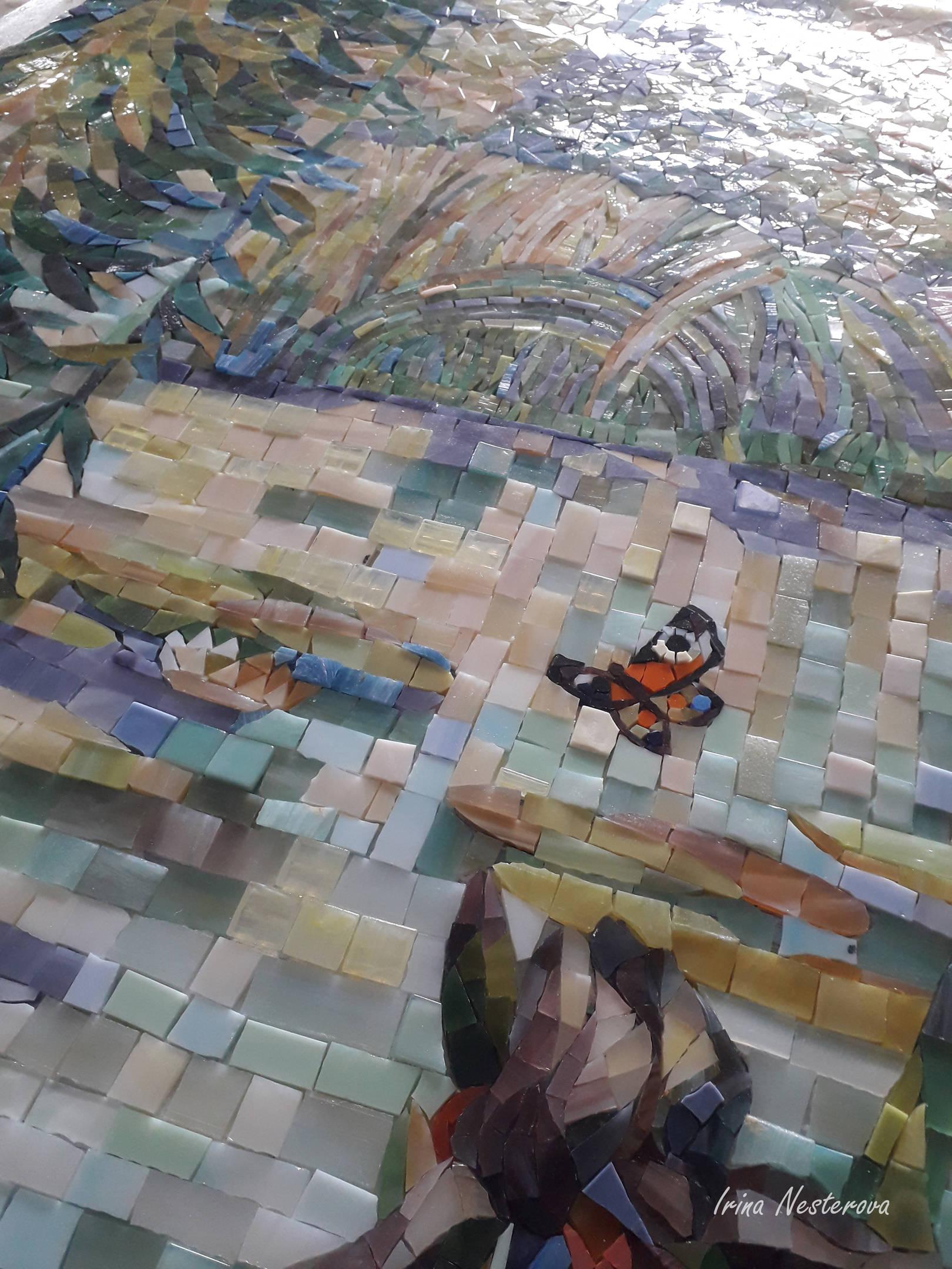 Мозаичные работы