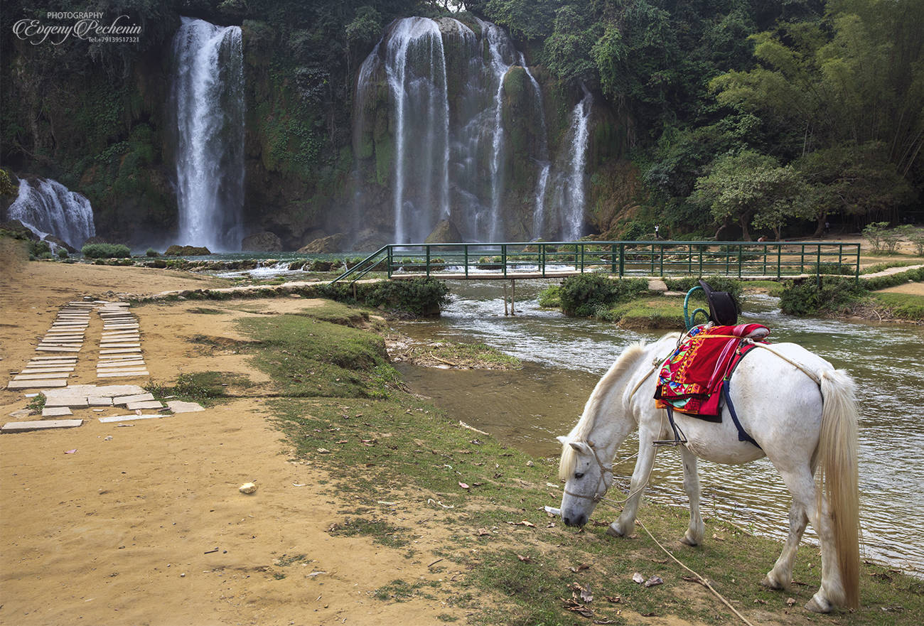 Вьетнам. Пейзажи и люди