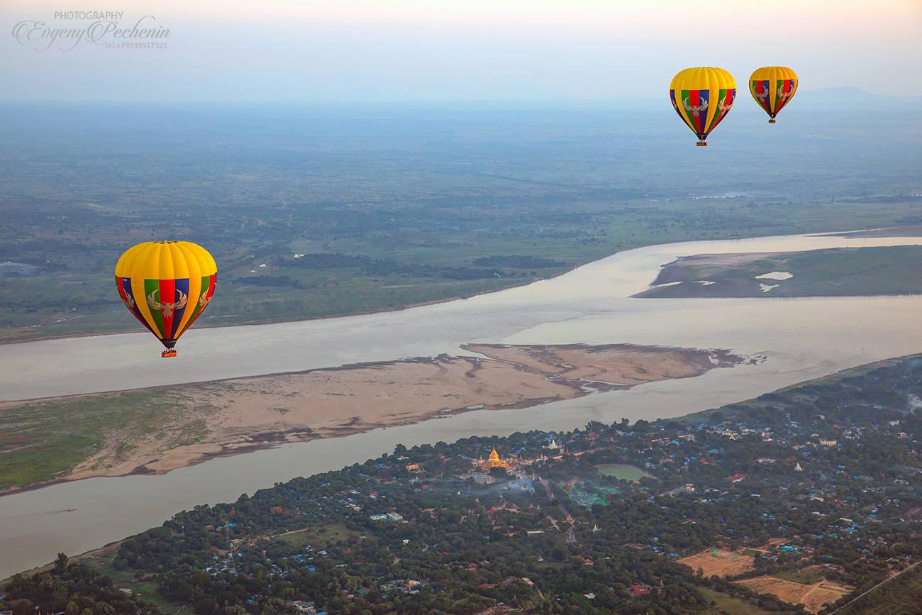 Мьянма. Красота открытая миру