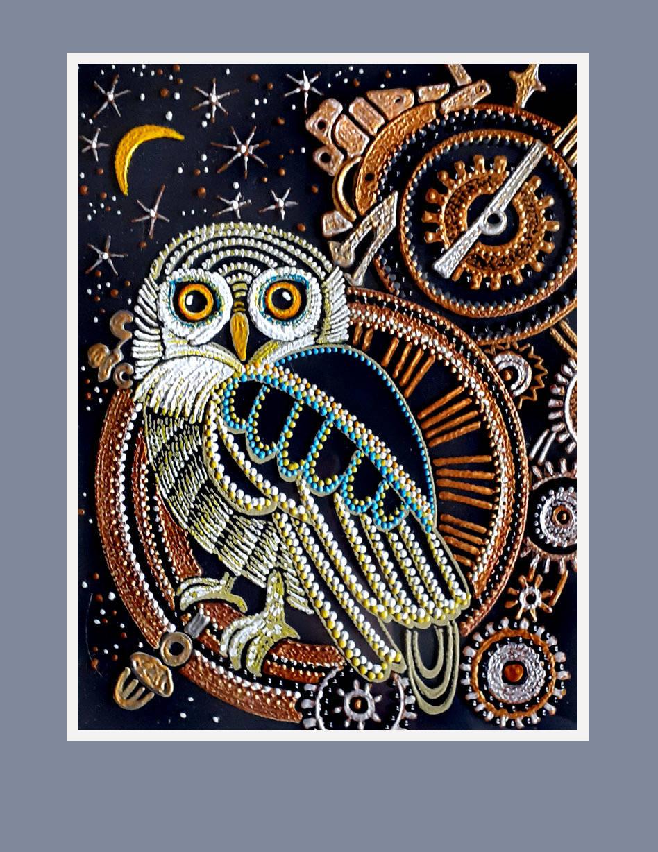 Волшебный мир совы.