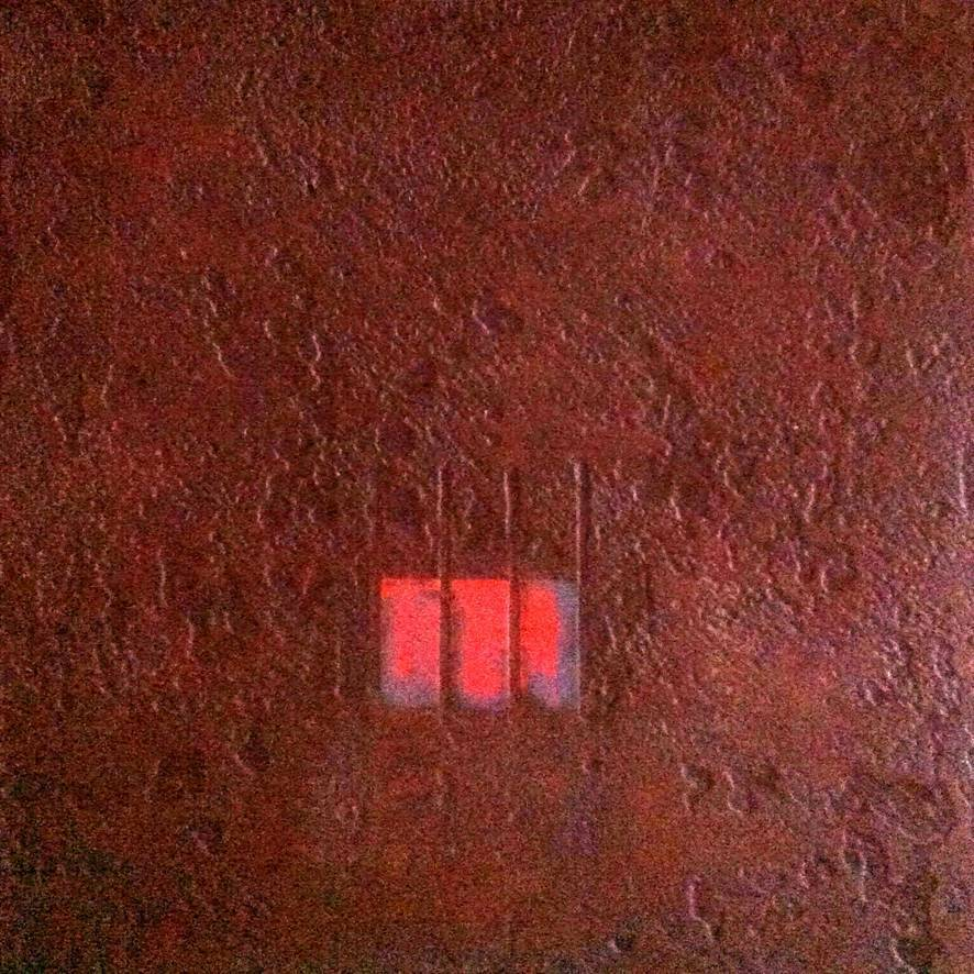 """"""" Crematorium """" mixed/rigid. Details. 80 x 80 x 4 cm. http://bohemiogus.blogspot.com http://www.facebook.com/atomista"""
