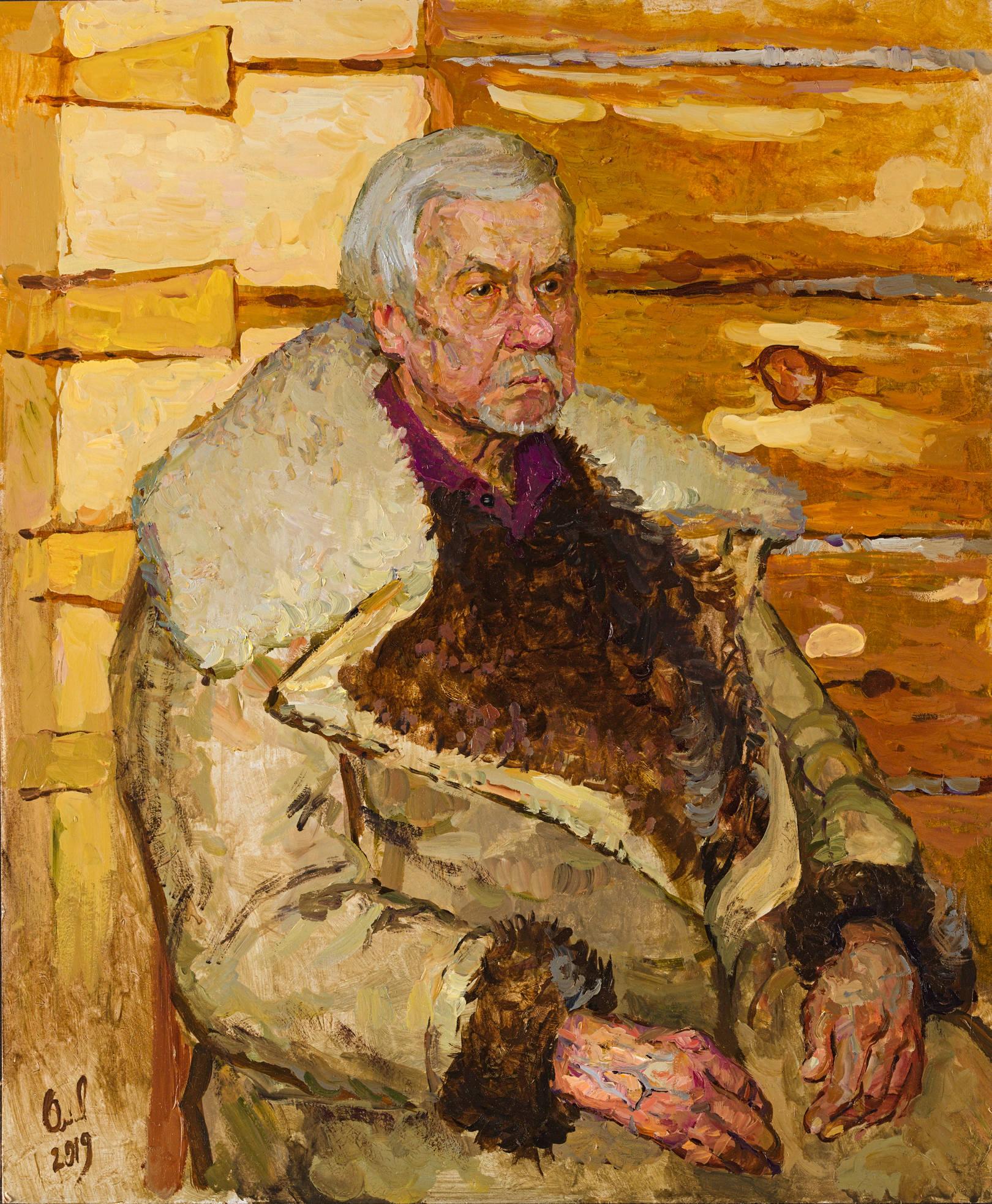 Олейников Сергей Николаевич - Заслуженный художник Российской Федерации