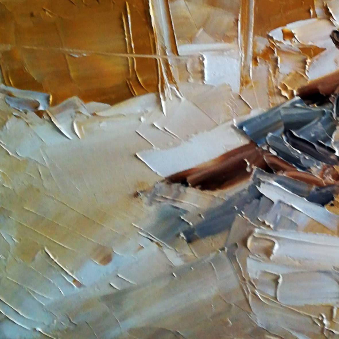 """ Velero "". Cabo de Gata. óleo espátula lienzo. detalle. 31.5 x 31.5 cm. http://bohemiogus.blogspot.com http://www.facebook.com/atomista"