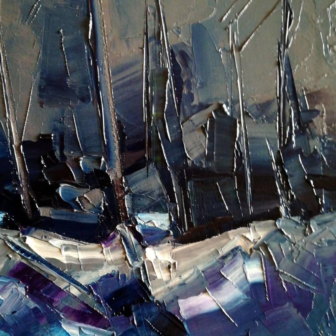""" Regatta Grey "" Cabo of Gata Almería