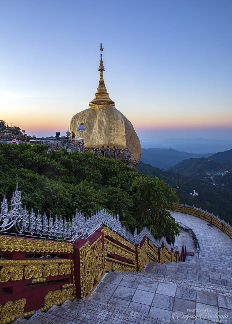 Удивительная Мьянма