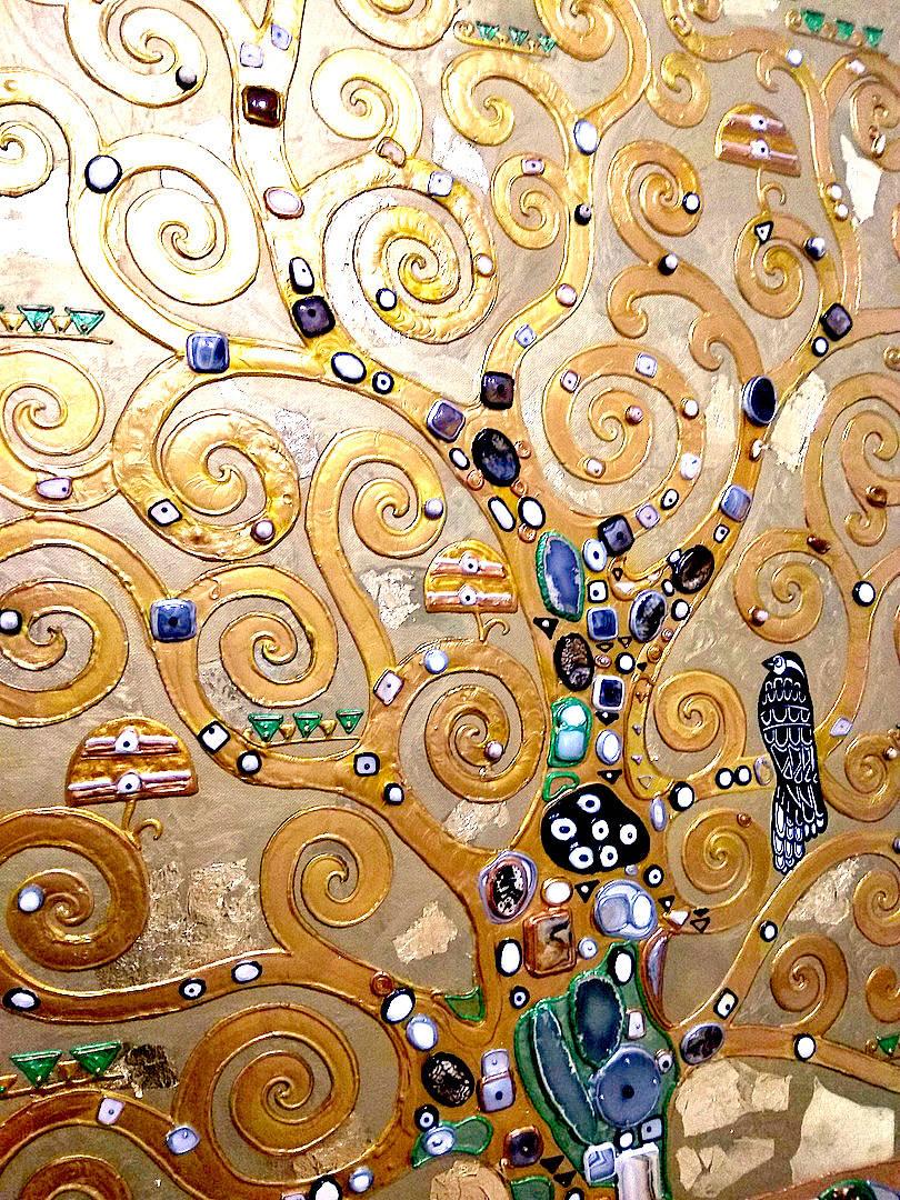 Дерево жизни Густав Климт