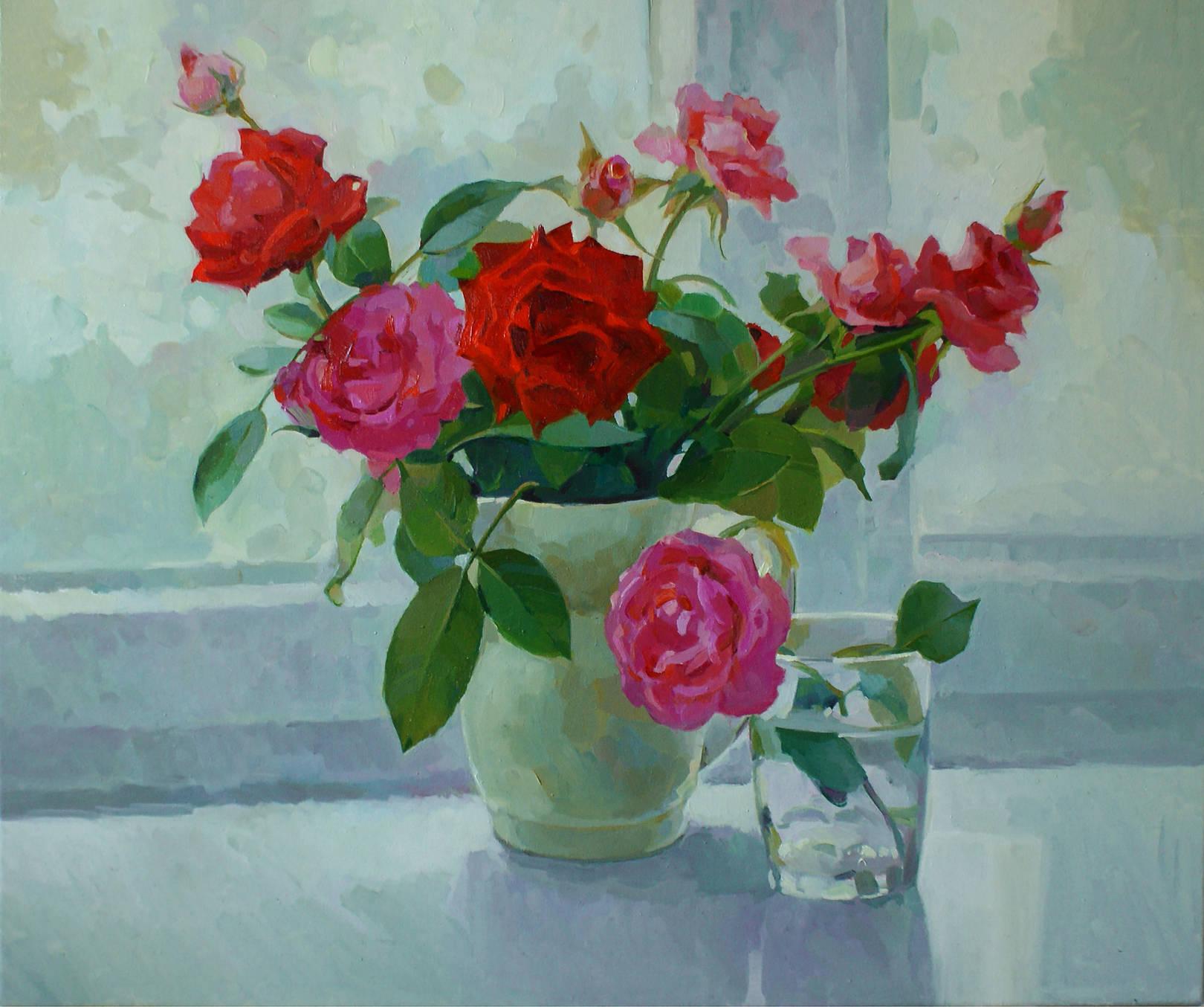 Розы Татьяны Ивановны