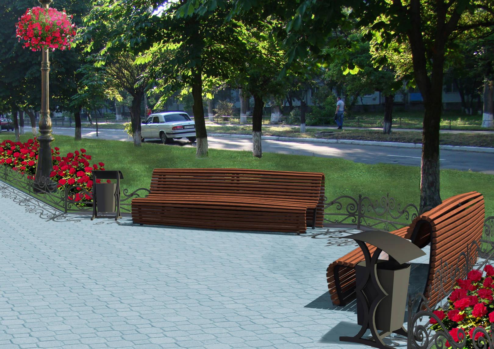 Реконструкция городских площадей