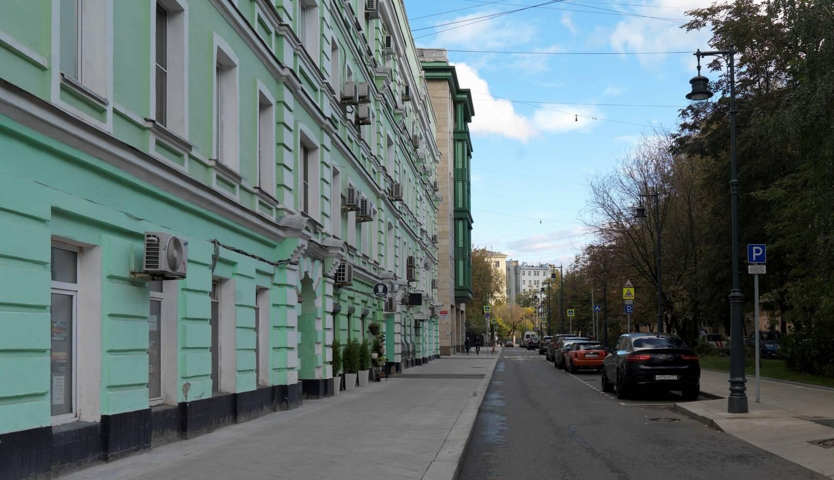 Московские улицы