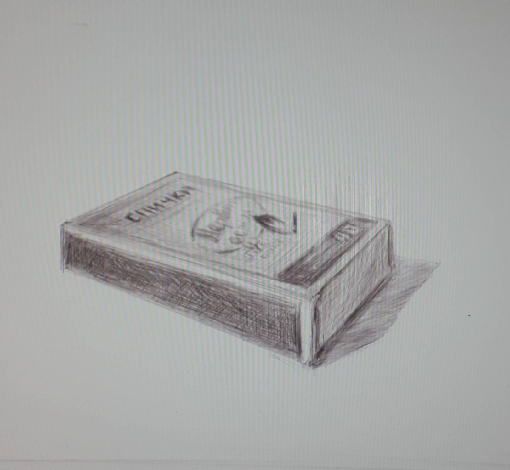 Коробок и спички