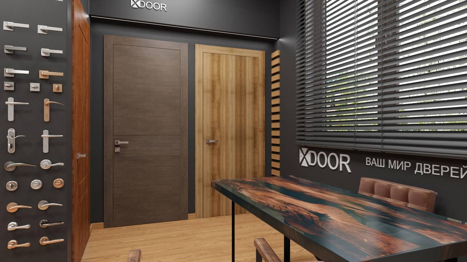 Шоурумы дверей X-DOOR