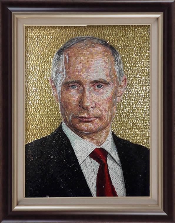 Президент РФ В.В. Путин