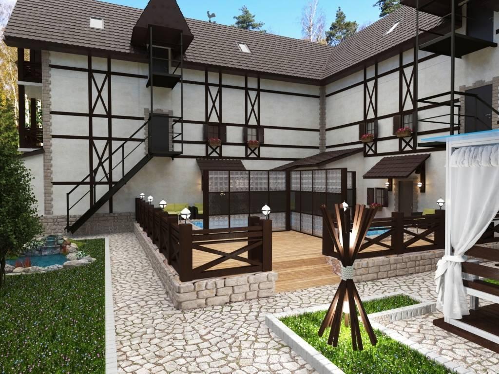 Реставрация фасада